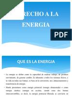 Derecho a La Energia