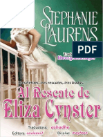 Stephanie Laurens - Serie Los Cynster 18 - Al Rescate de Eliza Cynster