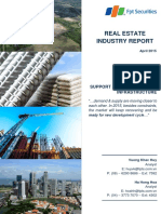 FPTS Real Estate Industry Report 04.2015
