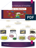 The Particle Nature of Matter Ppt