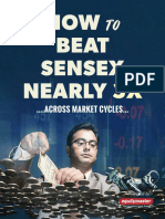 How to Beat Sensex Nearly 3x