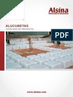 Catlogo Alsina Alucubetas Castellano