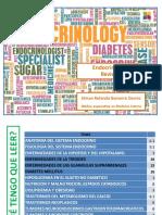 Endocrinología Residencia 1V