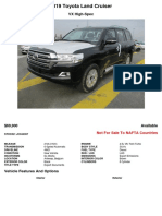 2019 Toyota Land Cruiser (JC044367)
