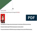Registrasi Anggota Pgri 03140700138 Lina Fitria