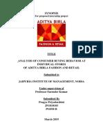 112synopsis Pragya Priyadarshini Jn180103 Pgdm b[1920]