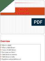 Child Labour Ppt