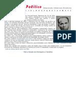 Dicionário Político - Frantz Fanon