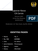 Presentasi Kasus - CA Serviks