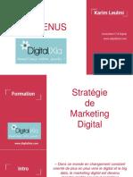 Formation Stratégie Digitale