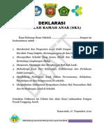 Draft Deklarasi SRA (1)