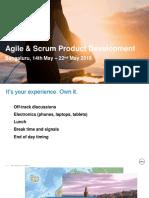 Agile and Scrum Product Development – Bangalore May 2018.pdf