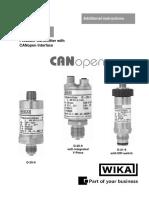 Wika D20-9 Pressure Transmitter