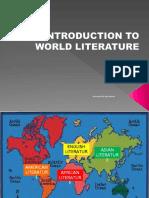 339548118 Intro to World Literature Ppt