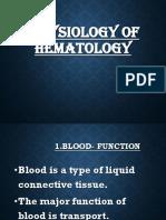 physiology of hematology.pptx