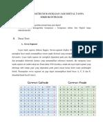 Laporan Praktikum Rangkaian Jam Digital Tanpa Mikrokontroler