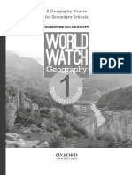 Geography World Watch TG