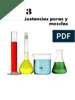 Tema 3. Sustancias Puras y Mezclas