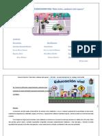 Proyecto Educacion Vial UP y 3º 2019 IMPRIMIR