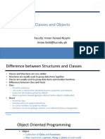 Lecture 6 Classes and Objects