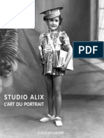 Studio Alix, l'art du portrait