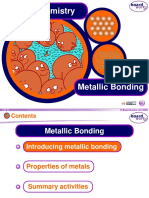 KS4 Metallic Bonding