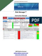 Risk Manager - Instruction Manual v1.11