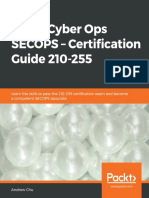 Ccna Cyber Ops Secops - Andrew Chu