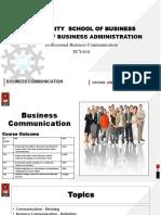Business Communication (2)