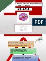Ppt Malaria Edit