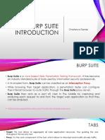 Burp Suite Introduction