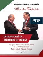 Boletín Universidad de Ingeniería Perú