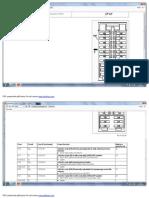 C207 F34 Fuse Box Assignments