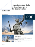57-01!2!07_ Las Normas Transicionales de La Prescripción Liberatoria en El Código Civil y Comercial de La Nación – AL DÍA ARGENTINA