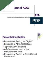 Adc FPGA