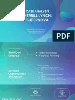 Service Marketing-Supernova Case Analysis