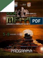 Xxx Programa-Encuentro Cultura Maya 2019