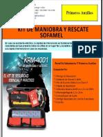 Ficha Kit de Maniobra y Rescate Sofamel