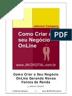 Como Criar um Negócio Online.pdf