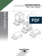 Mettler Toledo Operating Instruction MS-S MS-L Analytical Precision EN.pdf