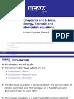 Fluid Mechanics - Chapters 5-6