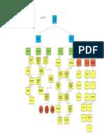 Mapa Conceptual de Organigrama y Manuales