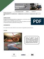 03x08x2017 - Procedimiento de Evaluacion y Correccion de Ductos de Aire CL120