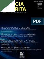 Revista - Ciência Espírita