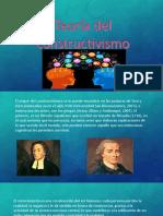 TEORIA DEL CONSTRUCTIVISMO