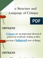 Eapp (the Structure _ Language of Critique)