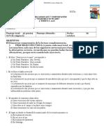 EVALUACION LECTURA COMPLEMENTARIA  FRANCISCA YO TE AMO 4º.doc