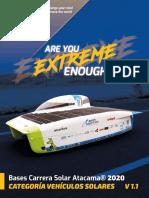 bases carrera solar atacama 2020