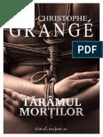 Jean-Christophe Grange - Tărâmul Morților