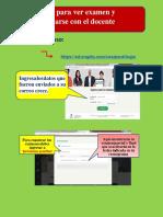 3 Manual Examen y Comunicación Con Docente